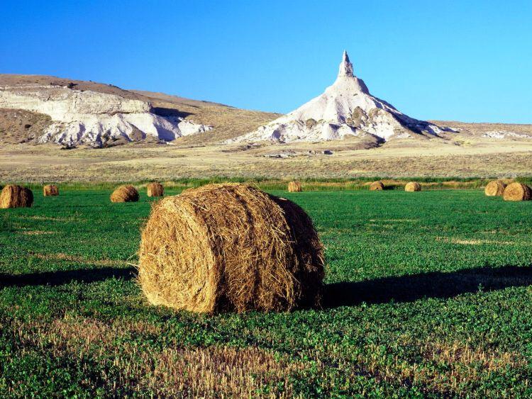 Chimney Rock of Nebraska United States9