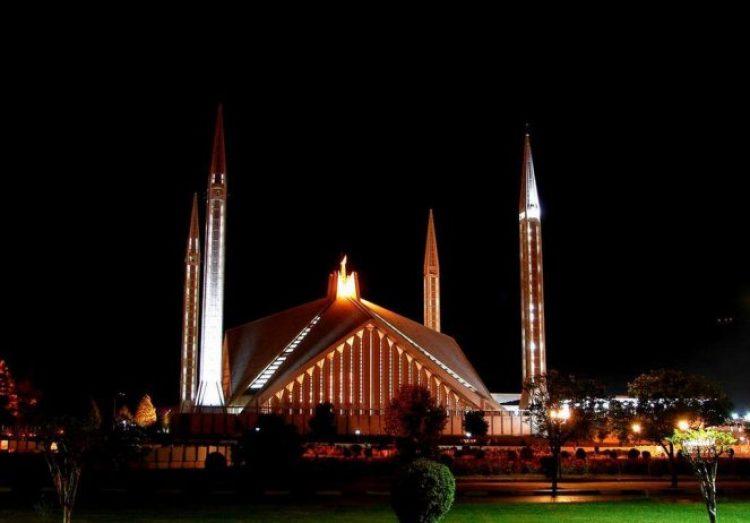 Faisal Masjid Pakistan2