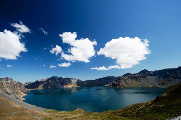 Heaven Lake China North Korea2