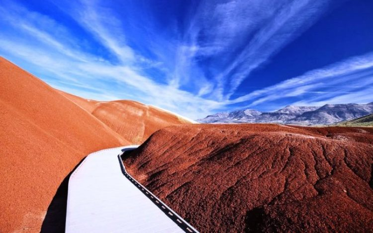 Painted Hills Oregon31