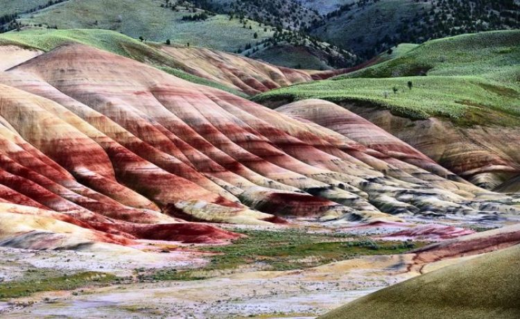 Painted Hills Oregon37