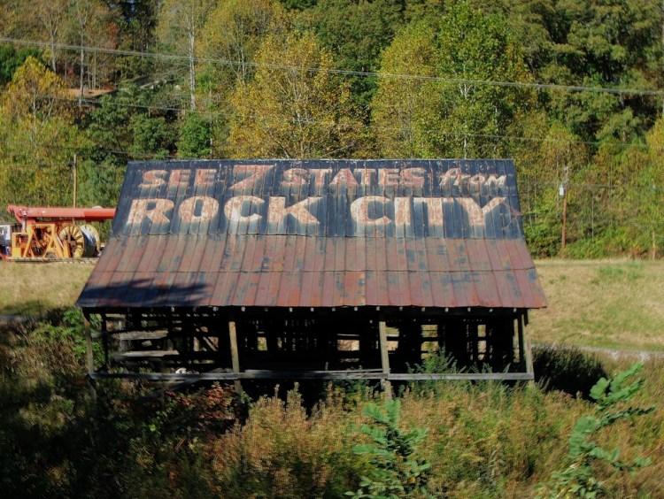 Rock City United States2