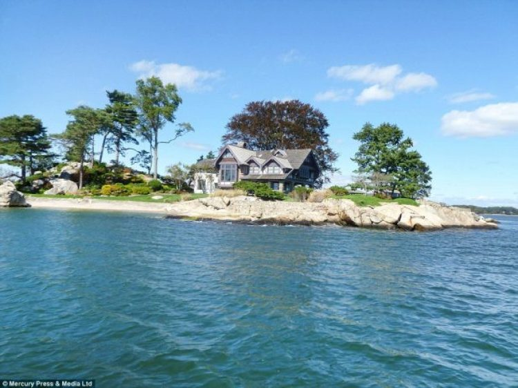 A Luxury Island has gone on the market for $11million6