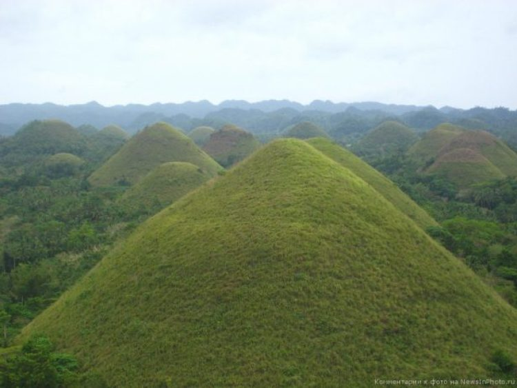 Chocolate Hills, Philippines 11