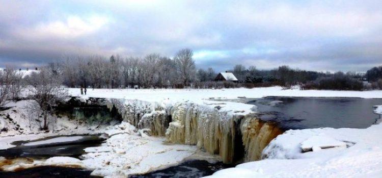Jagala waterfall Estonia18