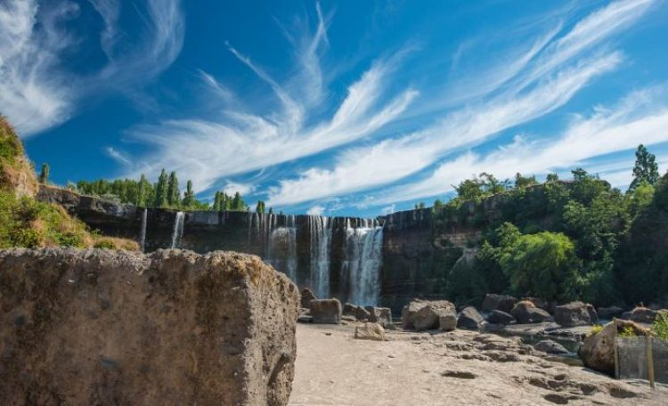 Laja Falls Chile2