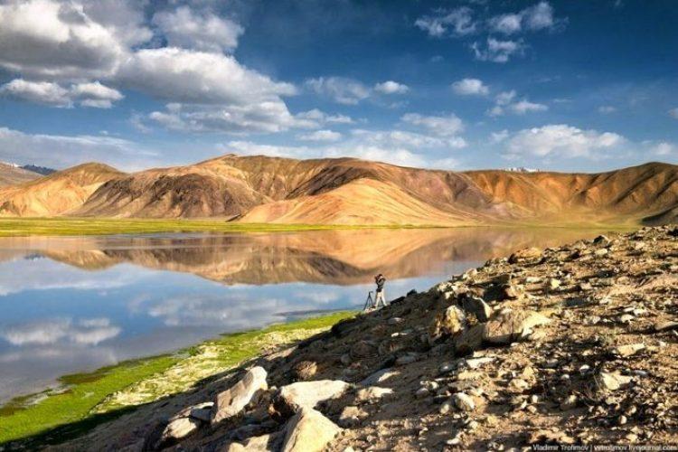 Tarakul Lake in Tajikistan9