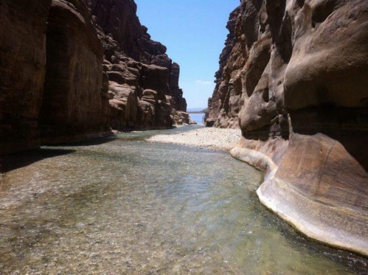 Wadi Mujib Jordan31