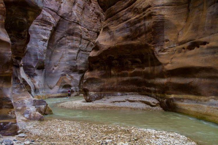 Wadi Mujib Jordan5