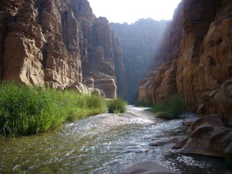 Wadi Mujib Jordan56