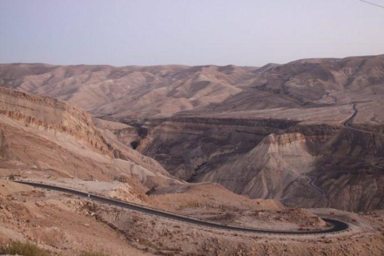Wadi Mujib Jordan62