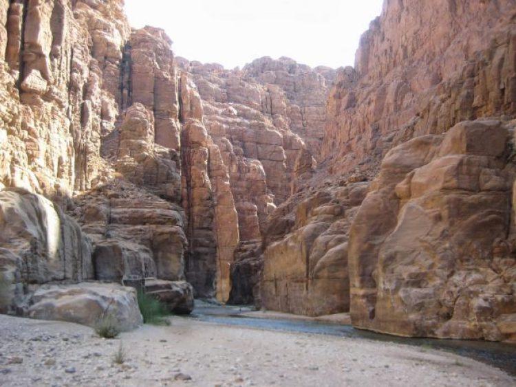 Wadi Mujib Jordan72