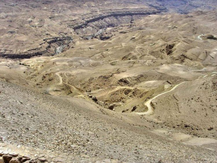Wadi Mujib1