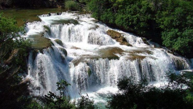 Skradinski buk Waterfall in Croatia12