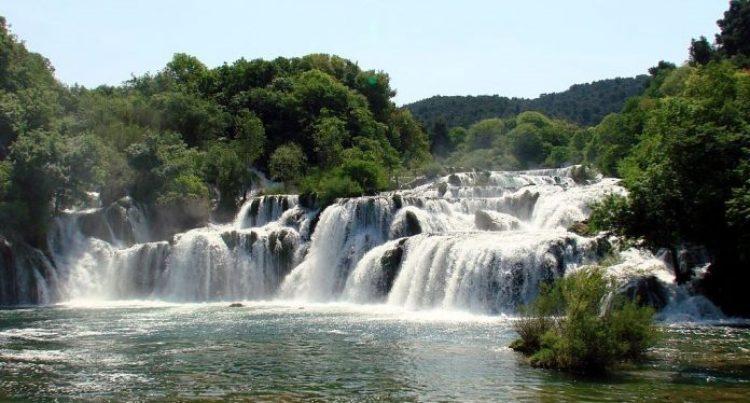 Skradinski buk Waterfall in Croatia18