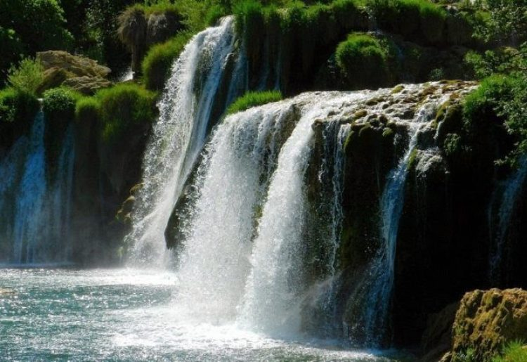 Skradinski buk Waterfall in Croatia2