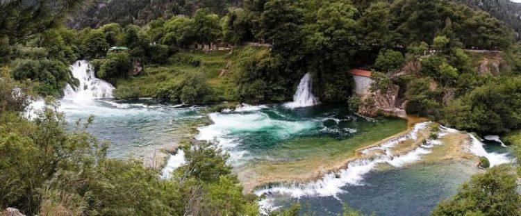 Skradinski buk Waterfall in Croatia21
