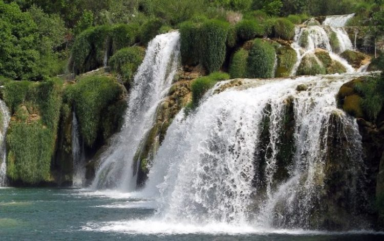 Skradinski buk Waterfall in Croatia7