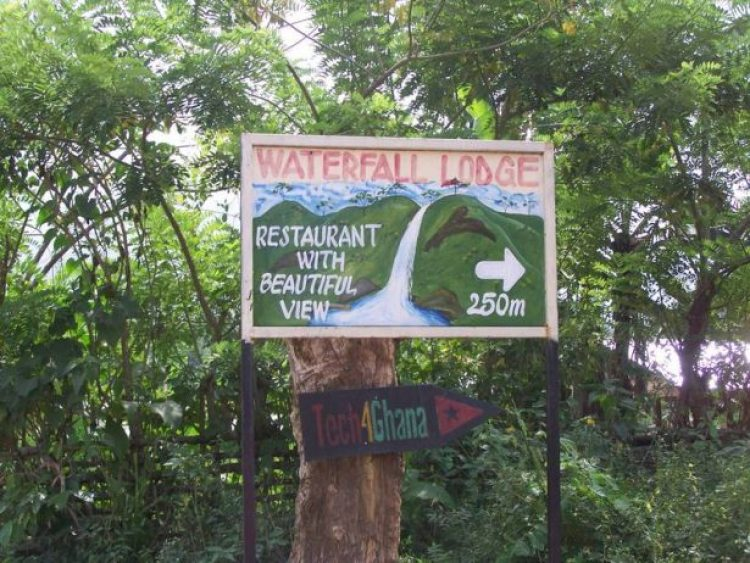 Wli Falls, Ghana14