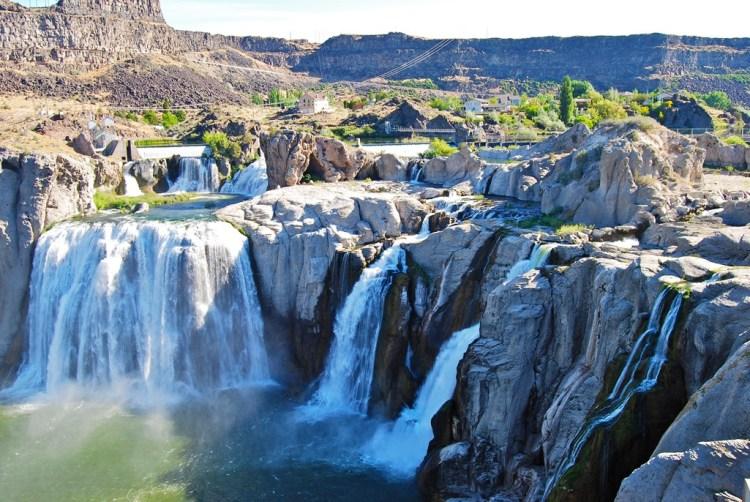 Shoshone Falls, Twin Falls, ID