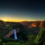 The Unspoiled Majestic Beauty of Caracol Falls is Hard to Observe