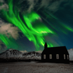 Spectacular Iceland Landscape Pictures at Night