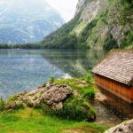 The Obersee Lake Germany