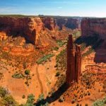 Canyon de Chelly National Monument, Chinle, Arizona