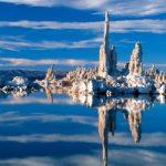 Mono Lake California USA