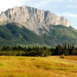 Mount John Laurie Canada