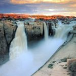 The Augrabies Falls South Africa