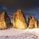 Gorgeous Three Peaks of Lavaredo Italy