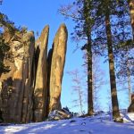 The Rock Piller of Krasnoyarsk Stolby Nature Reserve