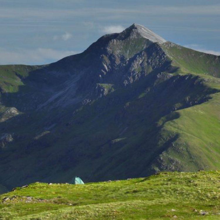 Ben Nevis, 900m Grampians, Scotland