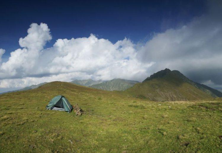 Fagaras Mountains, 2,200m, Romania