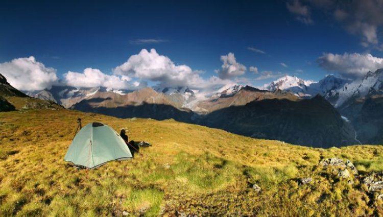 Hochbalmen, 2,600m Valais Alps, Switzerland