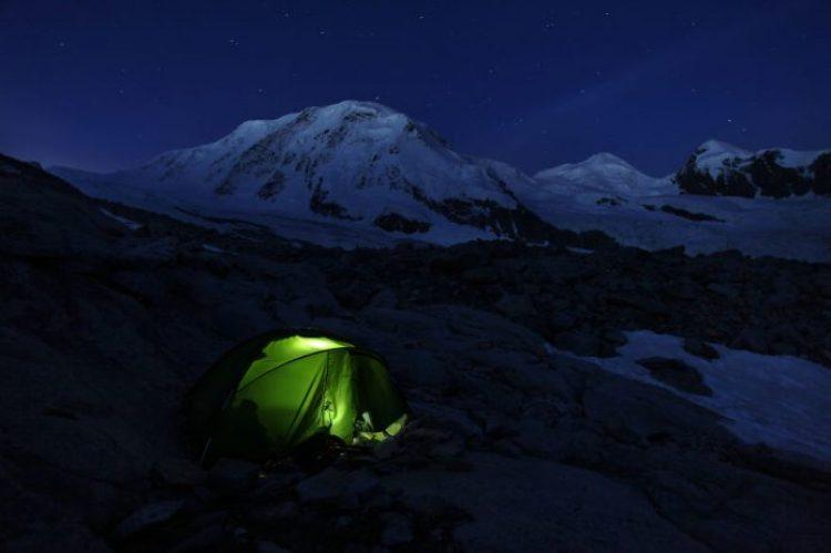 Untere Plattje, 2,950m Valais Alps, Switzerland