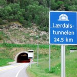 Laerdal Tunnel: The World's Longest Road Tunnel