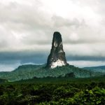 Pico Cão Grande: The Needle Shaped Towering Volcanic Plug