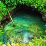 """Sua Ocean Trench"" The Most Magical Swimming Pool in the World?"