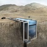 Exquisite Home Embedded In Cliff Will Feel You're Under The Sea