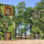 Dutch Architect Plans First 100% Eco City Complete with Tree-Scrapers Beautifully Covered in Foliage
