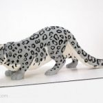 Magnificent Wildlife Sculptures Made Entirely With LEGOs