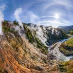 Valley of Geysers, A Natural Wonder in Kamchatka Russia