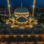 Akhmad Kadyrov Mosque, Grozny, Russia