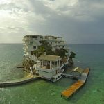 The Ultimate Villa on Dunbar Rock in Pristine Caribbean Waters
