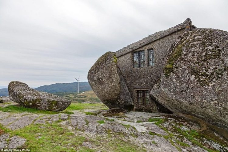 Once used as a holiday home by a family, the house has become a growing tourist attraction after it was transformed into a museum