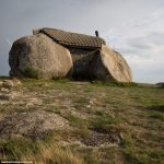 The Real-life Flintstones House