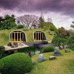 Beautiful Eco-Friendly Hobbit Hole Homes can be built in Three Days only