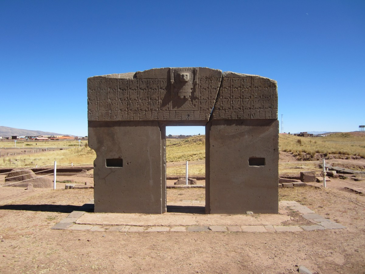 The Gate of Sun, Bolivia